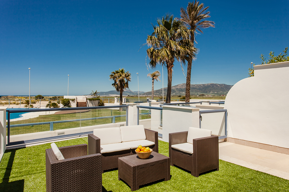 Garden Apartment In Tarifa