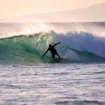 Bodyboarding in Tarifa