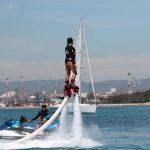 Flyboard in Tarifa