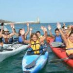 Kayaking in Tarifa