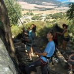 Rock Climbing In Tarifa
