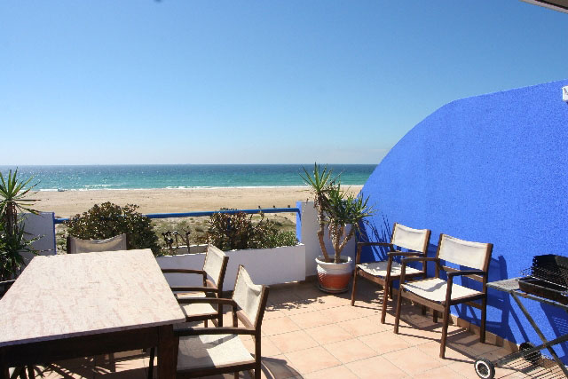 Beachfront Apartment in Tarifa