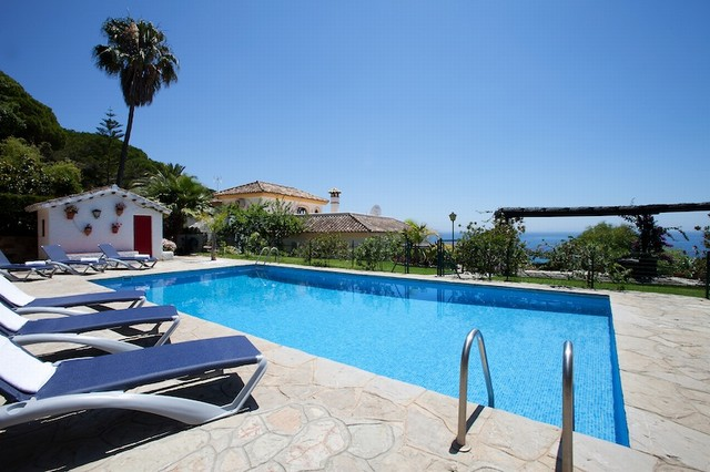 Holiday Villa In Tarifa