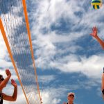 volleyball in Tarifa