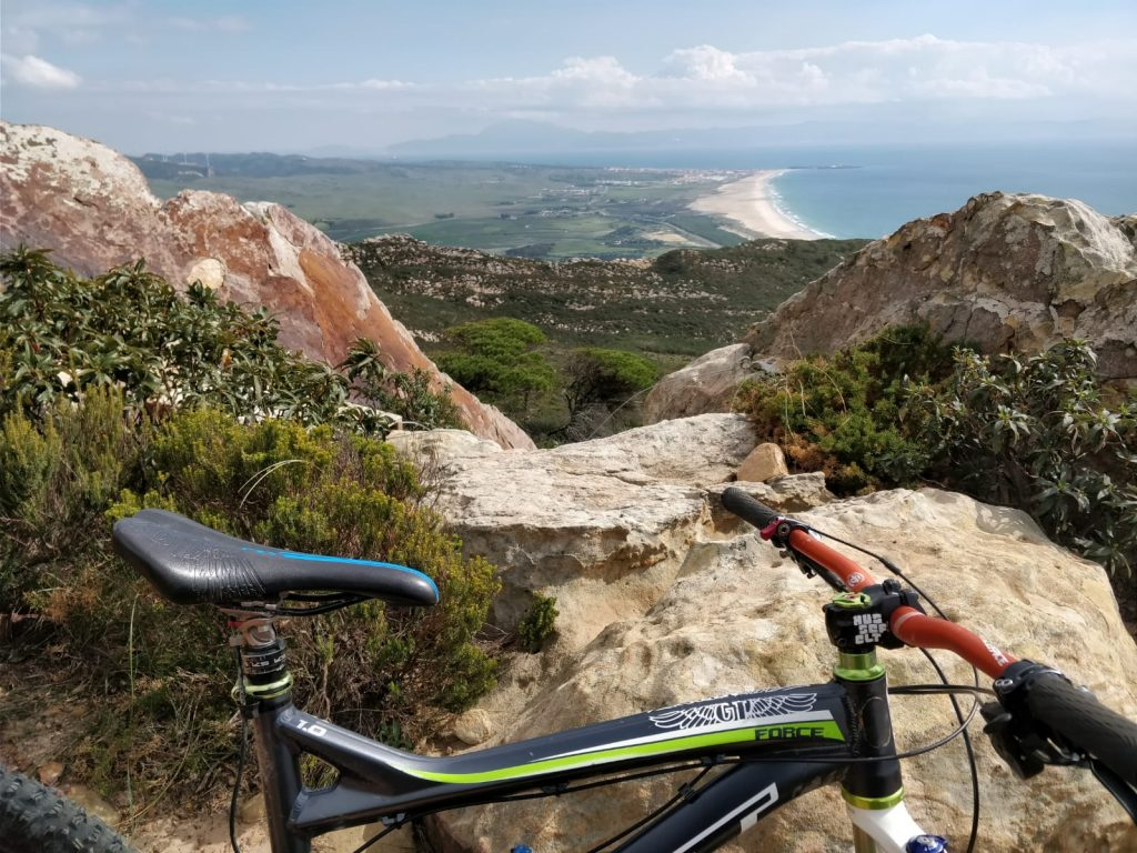 MTB in Tarifa Adventure