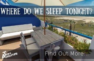 Tarifa Accommodation